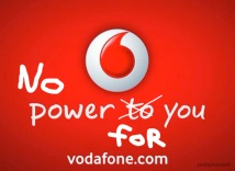 Vodafone Crisis Communication