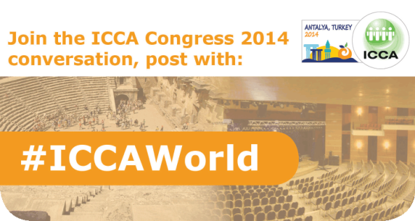 Join the ICCA Congress conversation