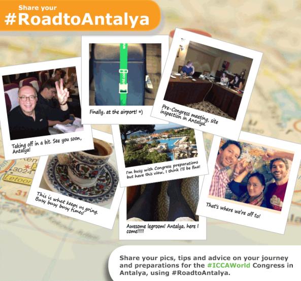 #RoadtoAntalya
