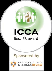 ICCA Best PR Award