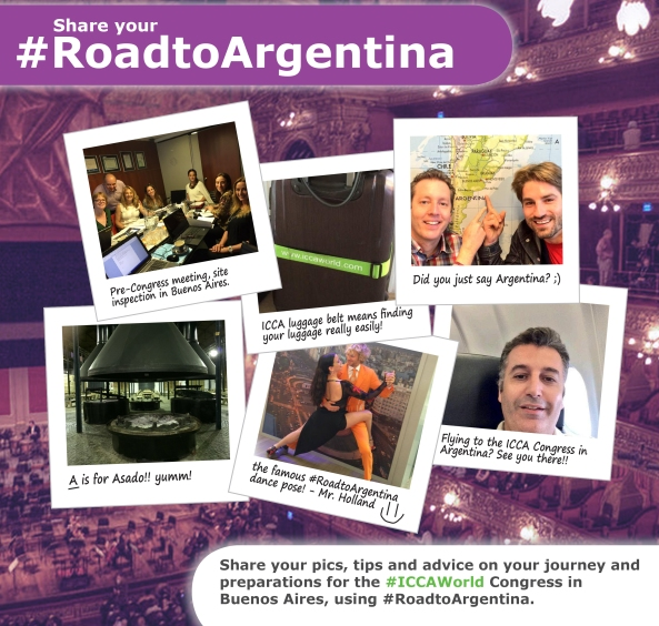 RoadtoArgentina ICCA Congress